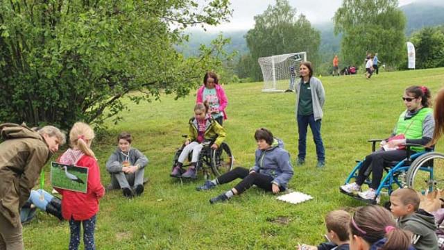 """За втори път Природен парк """"Витоша"""" е домакин на """"Споделени игри"""""""