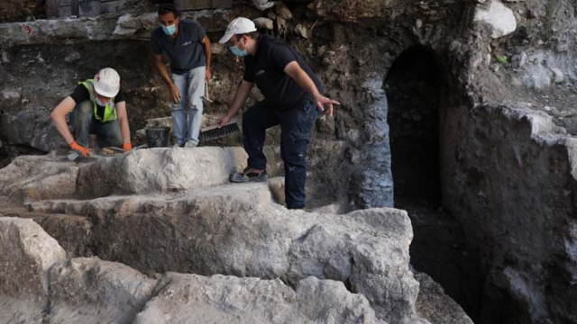 Дете откри в Йерусалим уникален артефакт на 3 000 години