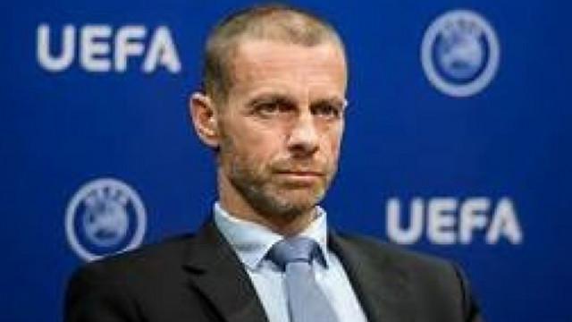 УЕФА почете Димитър Ларгов