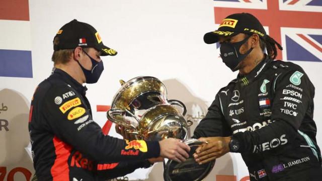 Хамилтън даде положителен тест за COVID-19 и ще пропусне второто състезание в Бахрейн