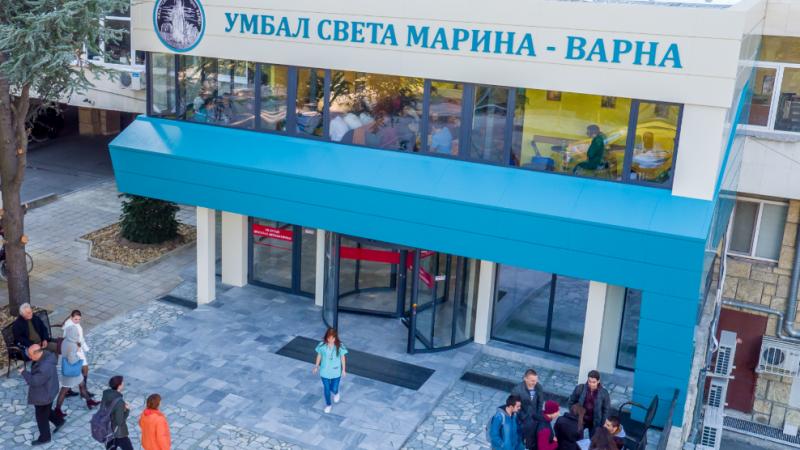 """1086 пациенти са преминали за седмица през спешните и инфекциозни клиники в УМБАЛ """"Св.Марина"""" Варна"""