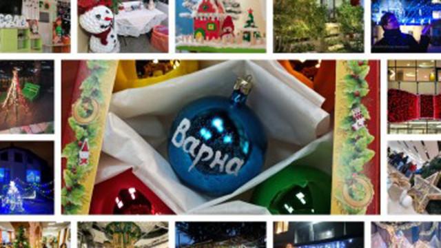 """Започва кампанията """"Да украсим Варна за Коледа"""""""