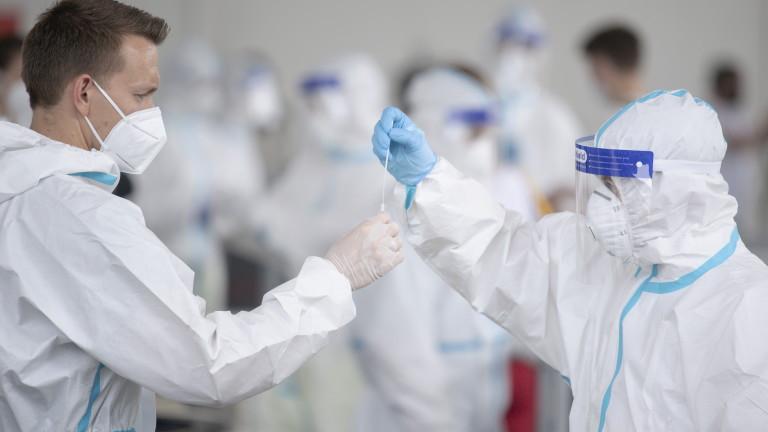 Австрия започна пробно масово тестване за коронавирус