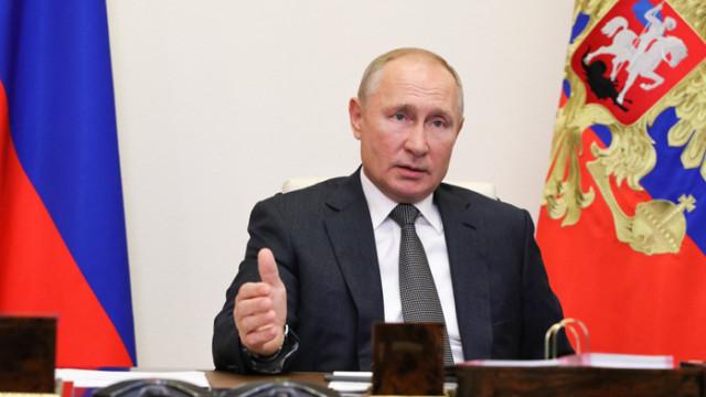 Путин нареди мащабна ваксинация