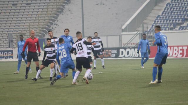 Левски победи Локо Пловдив в повторния дебют на Стоянович