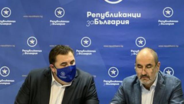 Павел Вълнев от партията на Цветанов: Не смятам да купувам избори