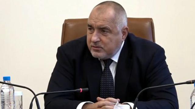 Борисов: 4-те месеца до края на мандата ще са ключови в борбата срещу COVID-19