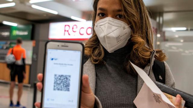 """""""Здравен QR код"""" за окончателна победа в борбата с епидемията"""