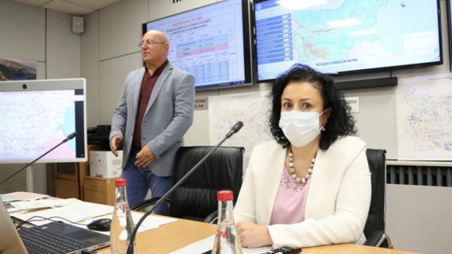 Танева: Смятам, че няма да има водна криза в Бургаско