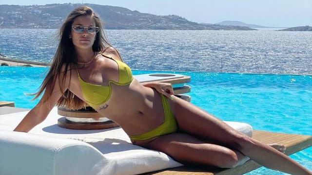 Мис Испания теши футболист на Лацио