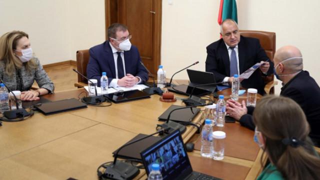 Премиерът Борисов: Готови сме за първите доставки на ваксини