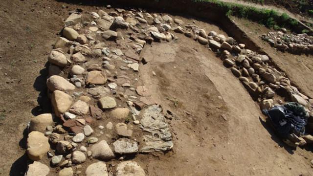 Откриха римска пещ на почти 1500 години в Силистра