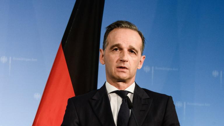 Маас: Германия иска ново ядрено споразумение с Иран