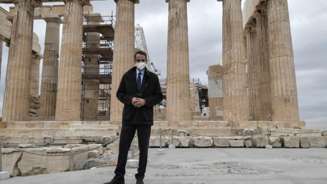 Премиерът на Гърция нарушил наложените ограничения в борбата с COVID-19