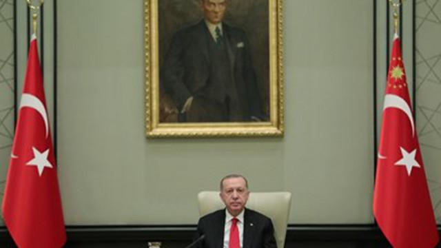 Ердоган: Ще се ваксинирам срещу COVID-19