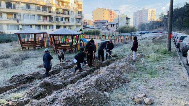 """Продължава кампанията """"Залеси Варна"""""""