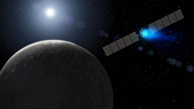 Капсула с пръст от астероид вече лети към Земята