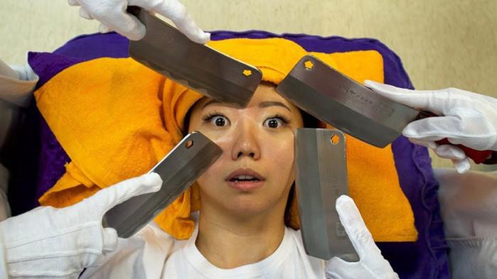 Тайван, масажът с ножове и защо интересът към него е все по-голям