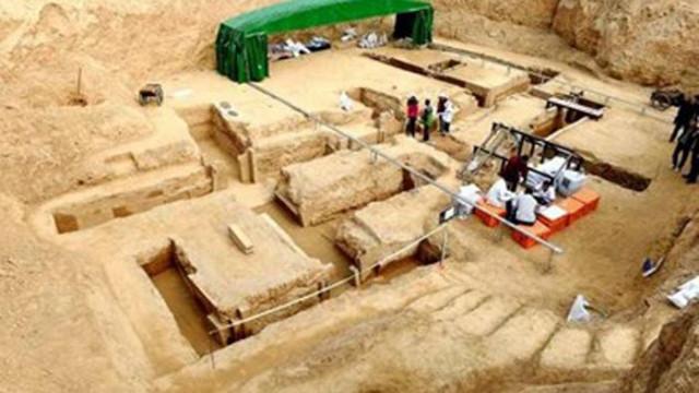 Археолози откриха 120 хунски гробници във Вътрешна Монголия