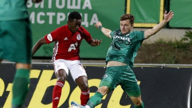 След много трудности ЦСКА все пак пребори Витоша