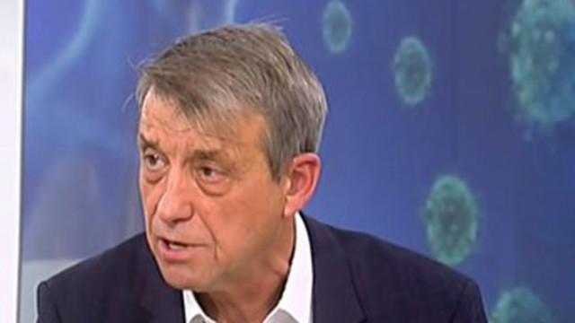 Проф. Костов: Всички над 40 г. да се ваксинират срещу COVID-19