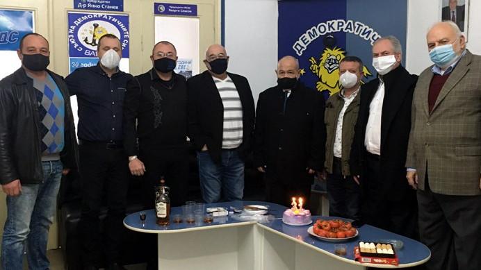 Честит рожден ден на Съюза на демократичните сили!