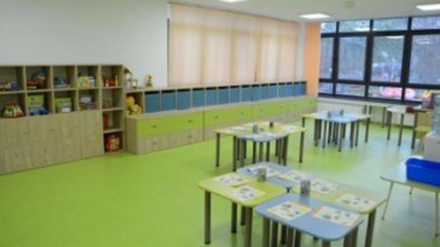 Общинските детски ясли и градини в готовност за отваряне в понеделник