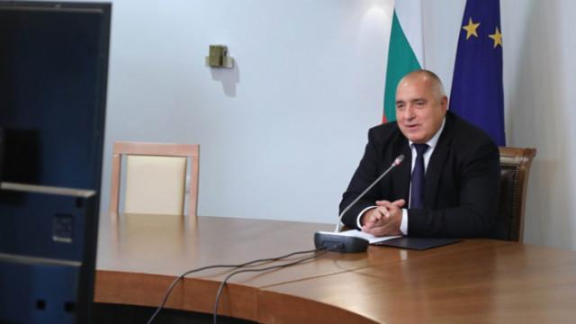 Борисов пред ЕНП: Пандемията постави под изпитание здравните ни системи и националните икономики