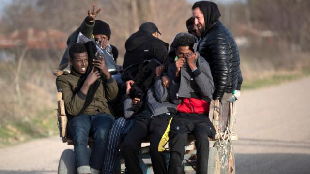 Вълна от сомалийски мигранти на гръцките острови – има ли вина Турция?