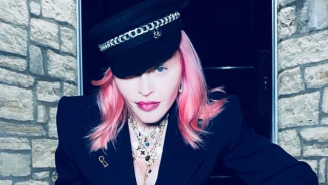 Мадона и на кого посвети първата си татуировка