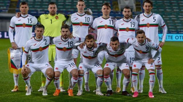 България завършва годината на 68-мо място в ранглистата на ФИФА