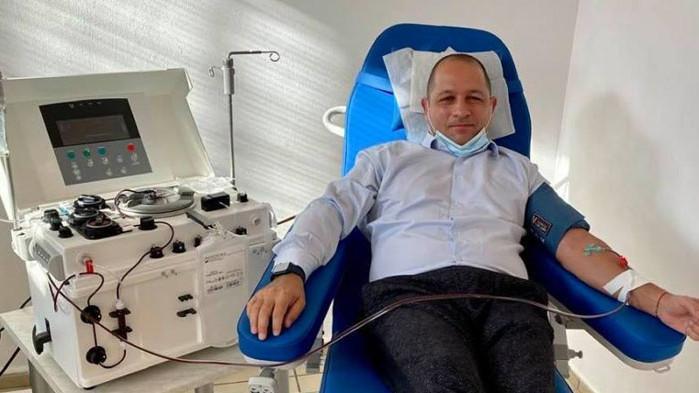 Младен Шишков: За миг не съм имал колебания дали трябва да даря кръвна плазма