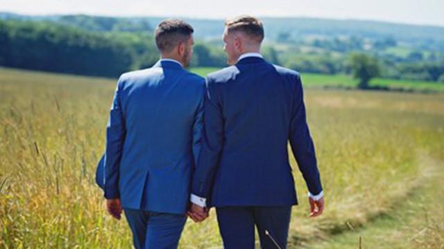 Швейцария разреши гей браковете