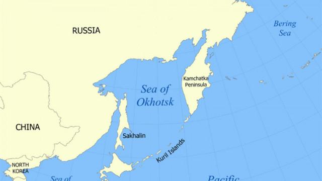 Русия строи военни обекти на спорните Курилски острови