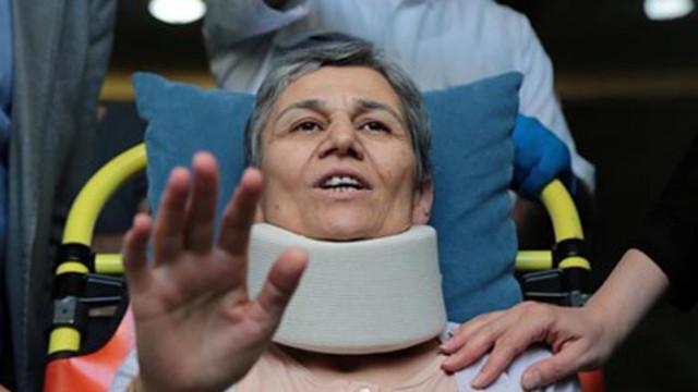 Политикът Лейля Гювен влиза в затвор за 22 години по обвинения в тероризъм