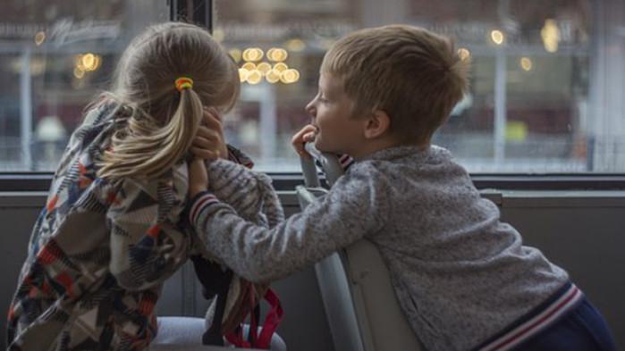Децата като свидетели на насилие над друго дете