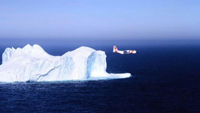 Огромен айсберг се откъсна от ледовете на Антарктида