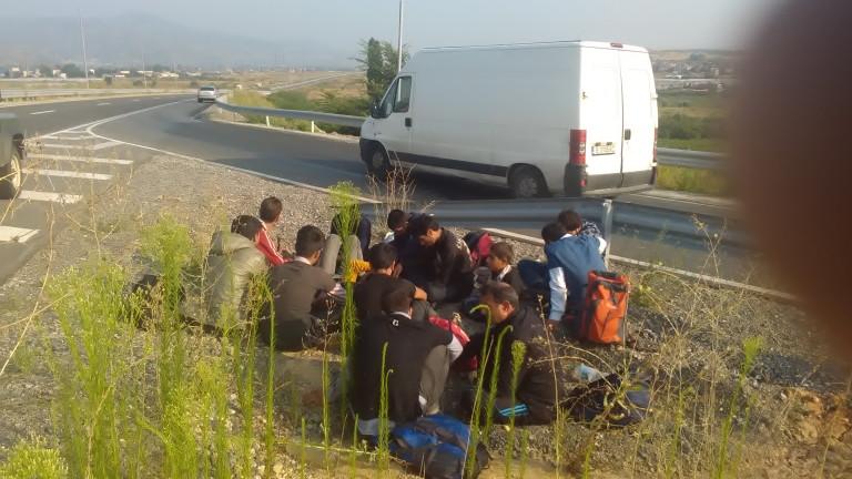 Апелативен съд Варна наложи задържане под стража на издирван в Гърция трафикант на мигранти