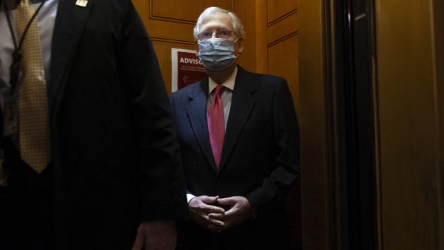 В Сената блокираха пакет от помощи за американците