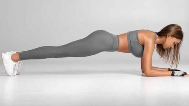 Грешки при упражнението планк, които могат да навредят