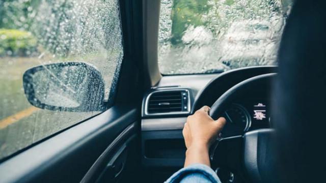 Съвети за безопасно шофиране в дъждовните дни