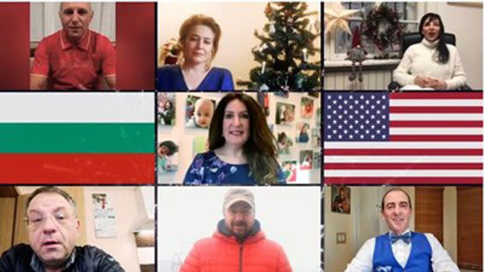 US посолството в София: Честита Нова година, България!