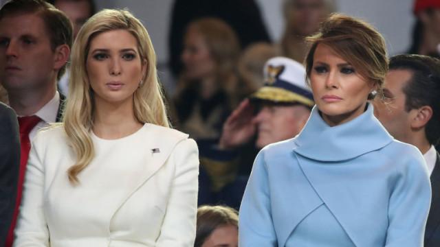 Мелания Тръмп, Иванка Тръмп и ще издаде ли и дъщерята на Доналд Тръмп мемоари