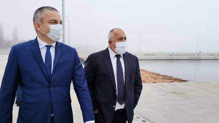 """Бойко Борисов: Следващата задача във Варна е бул. """"Цар Освободител"""""""