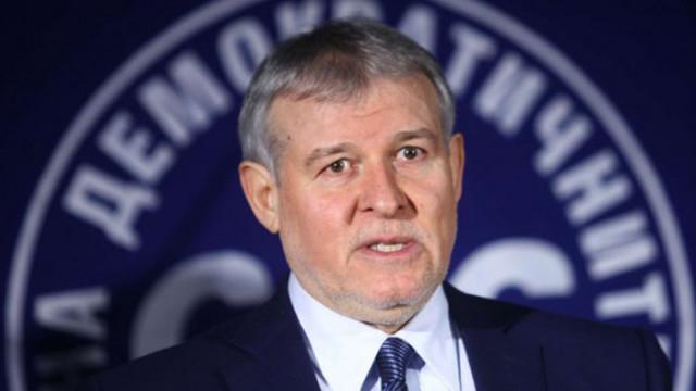 Румен Христов: И на парламентарните, и на президентските избори, СДС ще е с ГЕРБ