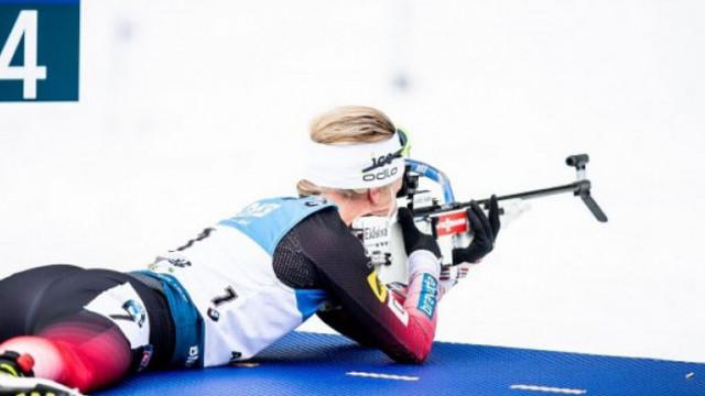 Норвежка спечели спринта в Оберхоф, Тодорова пред световната шампионка