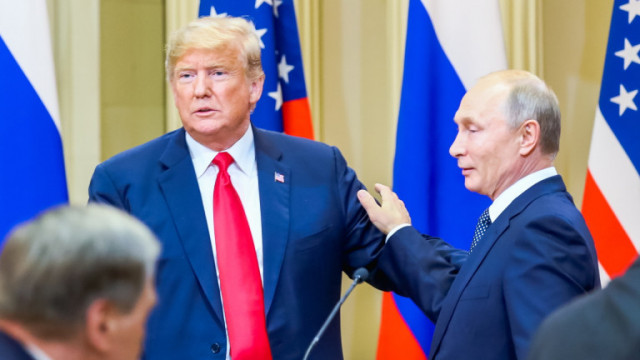 """Вадим Зайдман: Време е Путин да удостои Тръмп със званието """"Герой на Русия"""""""