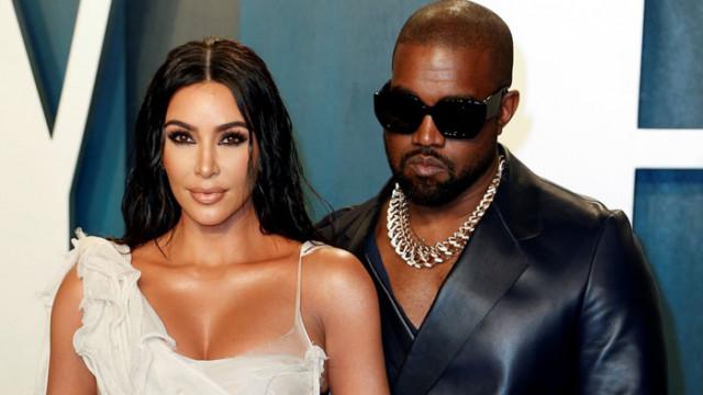 В мрежата се обсъжда вероятният развод на Ким Кардашиян и Кание Уест