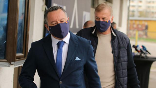 Стоянович: Имам си клуб и това е Левски