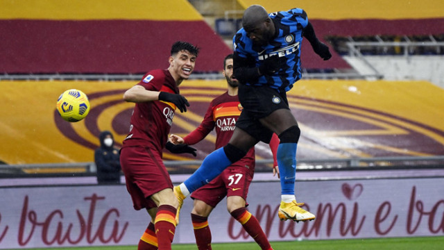 Рома и Интер поделиха точките в атрактивно дерби